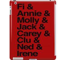 "So Weird List - ""So Weird"" iPad Case/Skin"