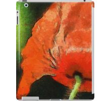 Bloody Red Blossom iPad Case/Skin