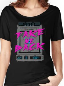 Take Me Back Women's Relaxed Fit T-Shirt