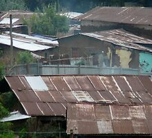 Rooftops of Addis by dimpdhab