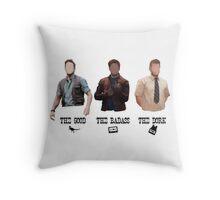 chris pratt Throw Pillow