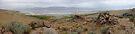 A gray day on Farmington Bay by nealbarnett