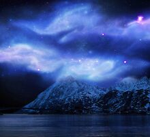 Night Sky by Dominika Aniola