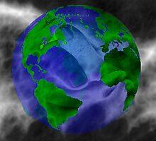 Hands around the world by XLR8