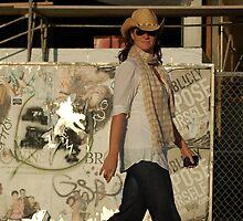Howdy! by Ernesto Lopez