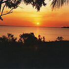 Sunset at Fanny Bay. Darwin by Matthew Sims