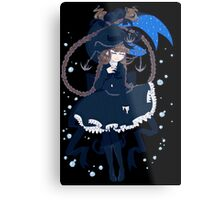 Wadanohara and the Great Blue Sea - The Sea Witch Metal Print