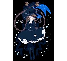 Wadanohara and the Great Blue Sea - The Sea Witch Photographic Print