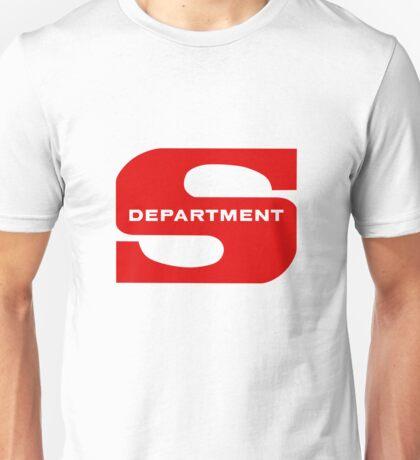Department S (Large cutout) Unisex T-Shirt
