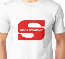 Department S (Large Solid) Unisex T-Shirt