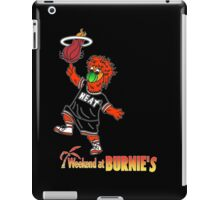 Weekend at Burnie's iPad Case/Skin