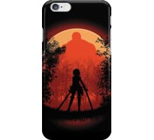 Elite Warrior  iPhone Case/Skin