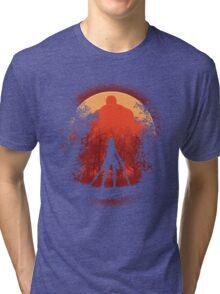 Elite Warrior  Tri-blend T-Shirt