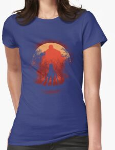 Elite Warrior  Womens Fitted T-Shirt