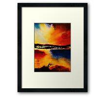 Wildness Framed Print