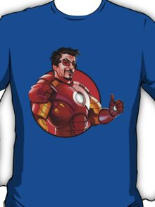 Iron Man - Tony Stark Approves T-Shirt