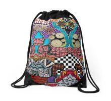 Zen Fury Drawstring Bag