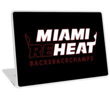 Miami Reheat Laptop Skin