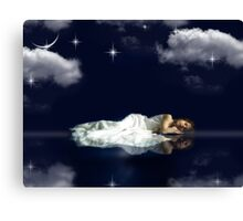 Once upon a time... Canvas Print