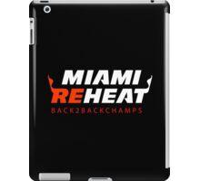 Miami Reheat Red iPad Case/Skin