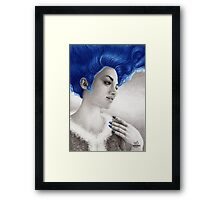 Winter Tale Framed Print