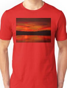 Quiet Flare of Nightfall Unisex T-Shirt