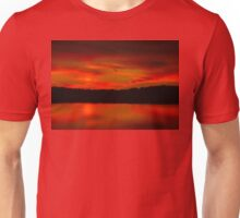 Quiet Flare of Nightfall Unisex T-Shirt