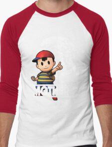 Ness Men's Baseball ¾ T-Shirt