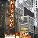 Chicago Theater by moessnert