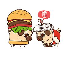 Puglie Burger and Drink by Puglie  Pug