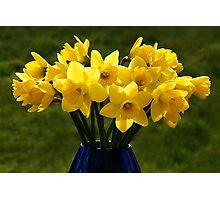 Bouquet Of Sunshine Photographic Print