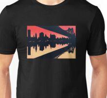 Crimson Sunset Unisex T-Shirt