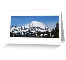Chinook Pass View Greeting Card