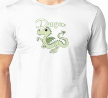 Dragon With Title Unisex T-Shirt