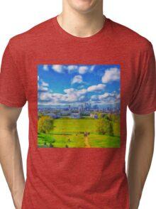 London - Greenwich I Tri-blend T-Shirt