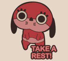 Take a rest! by ankokon