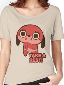 Take a rest! Women's Relaxed Fit T-Shirt