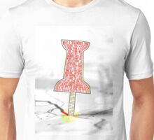 You Will Go To The Paper Towns.. Unisex T-Shirt