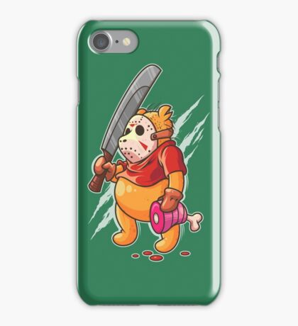 Winnie Voorhees iPhone Case/Skin