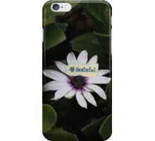 Grateful - collaboration with Photography by Paloma iPhone Case/Skin