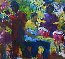 Boys in the Band by Dale Miller