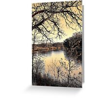 River Bend #2 Greeting Card