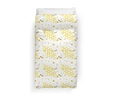 Honey Bees Duvet Cover