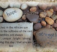 Hope, Strength by Maree  Clarkson