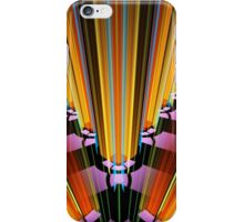 Beaming in colors iPhone Case/Skin