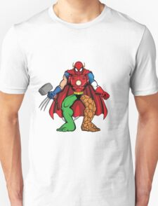 Mashup: Heroes T-Shirt