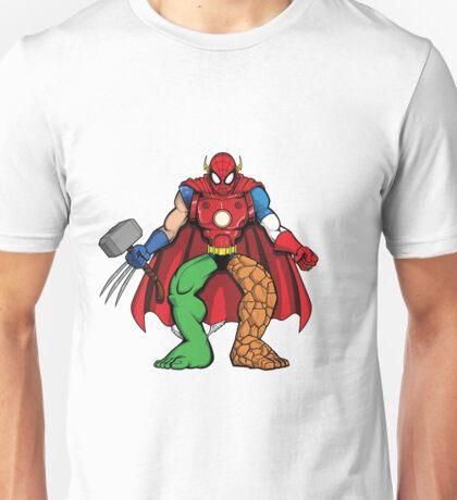 Mashup: Heroes Unisex T-Shirt