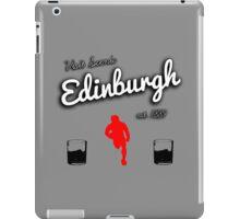 Edinburgh Tourism iPad Case/Skin