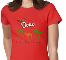 Douz Tourism Womens Fitted T-Shirt