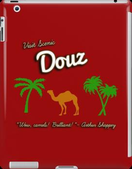 Douz Tourism by initiala